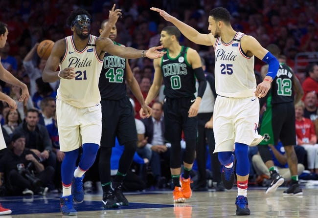 NBA | Philadelphia 76ers (57-34) at Boston Celtics (62-31)