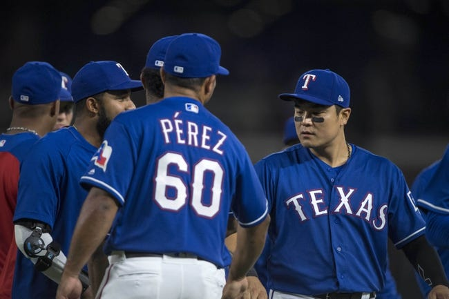 Texas Rangers vs. Detroit Tigers - 5/8/18 MLB Pick, Odds, and Prediction