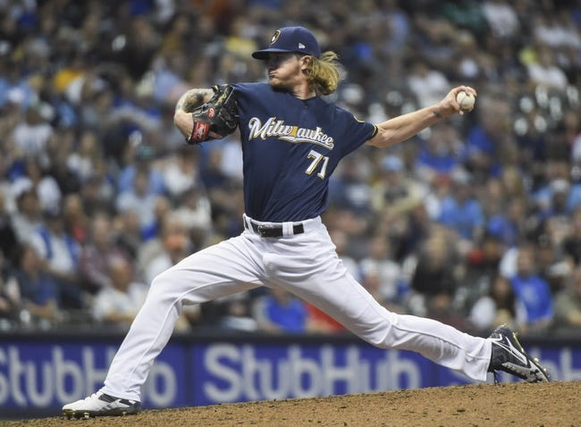 MLB | Cleveland Indians (17-17) at Milwaukee Brewers (20-15)