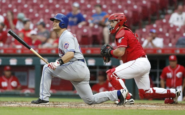 New York Mets vs. Cincinnati Reds - 8/6/18 MLB Pick, Odds, and Prediction