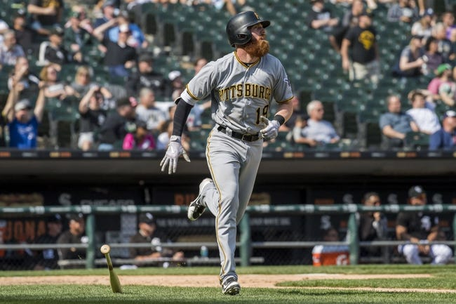 Pittsburgh Pirates vs. Chicago White Sox - 5/15/18 MLB Pick, Odds, and Prediction