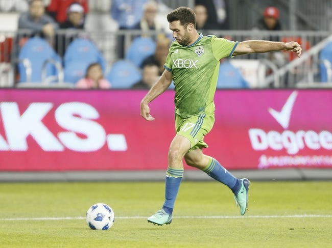 Seattle Sounders FC vs. Real Salt Lake - 5/26/18 MLS Soccer Pick, Odds, and Prediction