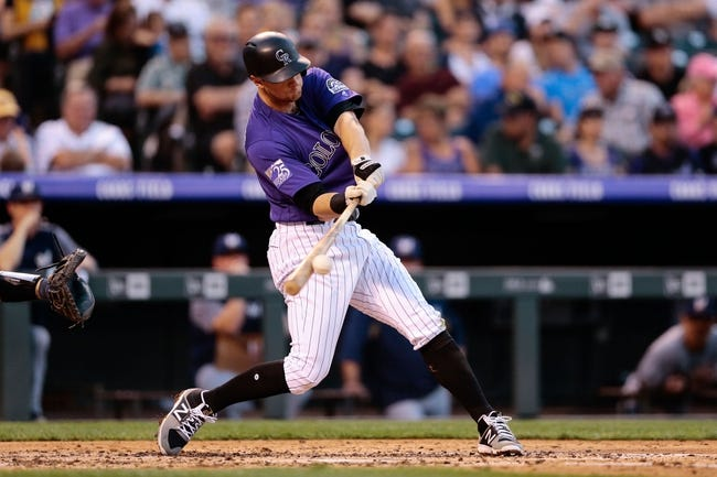Colorado Rockies vs. Milwaukee Brewers - 5/11/18 MLB Pick, Odds, and Prediction