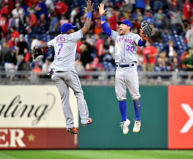 Philadelphia Phillies vs. New York Mets - 5/13/18 MLB Pick, Odds, and Prediction