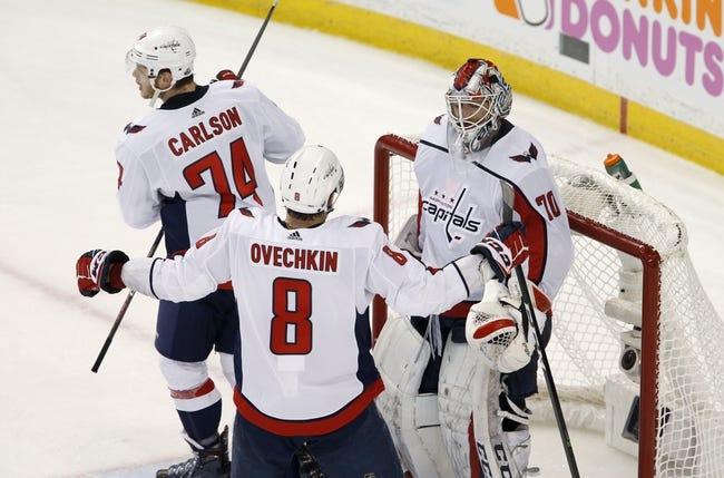 NHL | Washington Capitals (58-28-9) at Tampa Bay Lightning (62-26-5)
