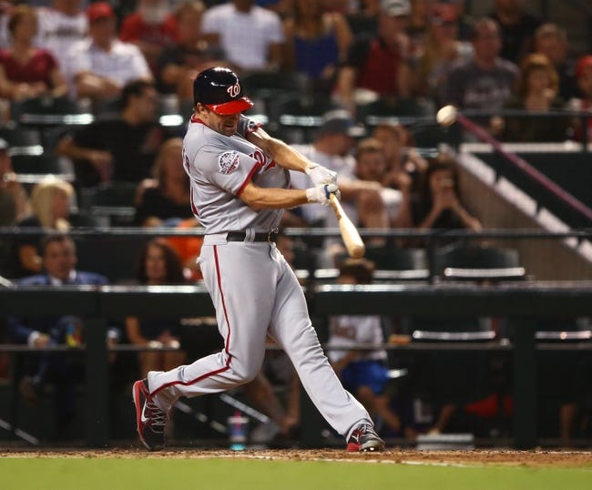 Arizona Diamondbacks vs. Washington Nationals - 5/12/18 MLB Pick, Odds, and Prediction