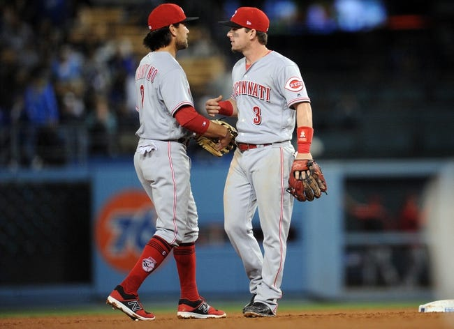MLB | Cincinnati Reds (12-27) at Los Angeles Dodgers (16-22)