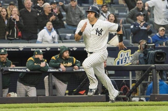 New York Yankees vs. Oakland Athletics - 5/13/18 MLB Pick, Odds, and Prediction