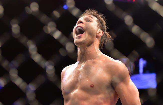 Andrew Sanchez vs Markus Perez UFC Pick, Preview, Odds, Prediction - 8/25/18