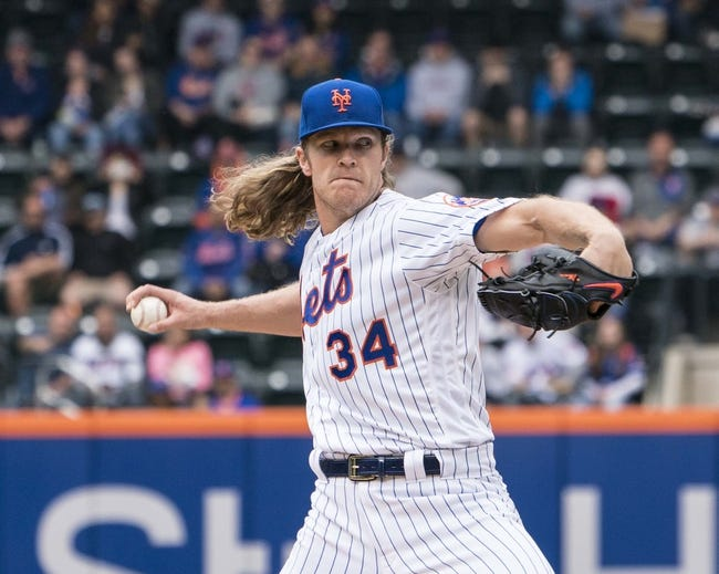 Daily Fantasy Baseball (DFS) - High Cost/Low Cost Options - FanDuel - 5/15/18