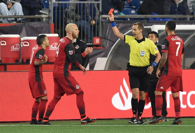 Toronto FC vs. Orlando City SC  - 5/18/18 MLS Soccer Pick, Odds, and Prediction