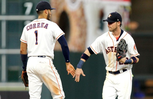 Houston Astros vs. Texas Rangers - 5/13/18 MLB Pick, Odds, and Prediction