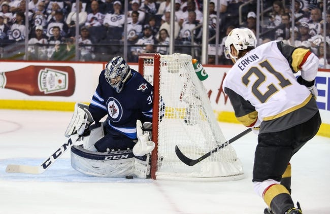 Winnipeg Jets vs. Vegas Golden Knights - 5/14/18 NHL Pick, Odds, and Prediction