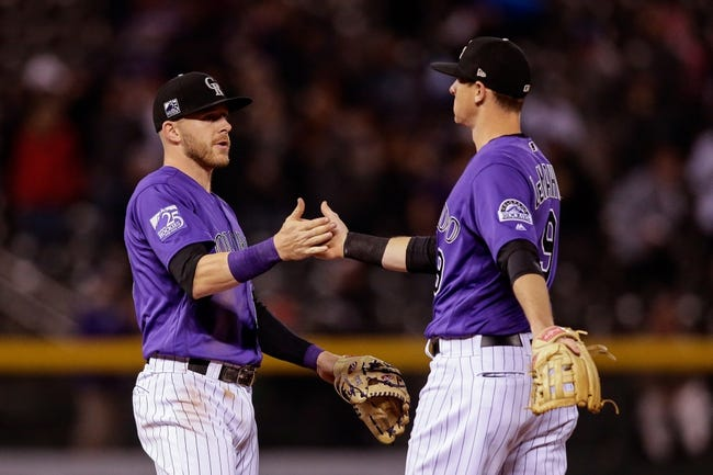 Colorado Rockies vs. Milwaukee Brewers - 5/13/18 MLB Pick, Odds, and Prediction