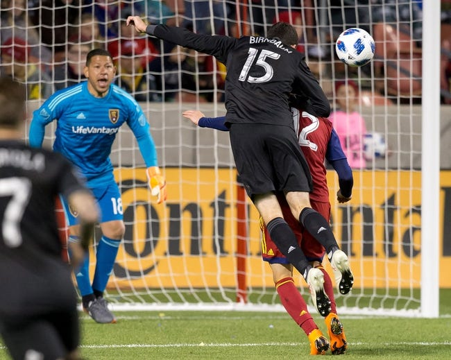 Philadelphia Union vs Real Salt Lake: 5/19/18: MLS Soccer Pick, Odds, and Predictions