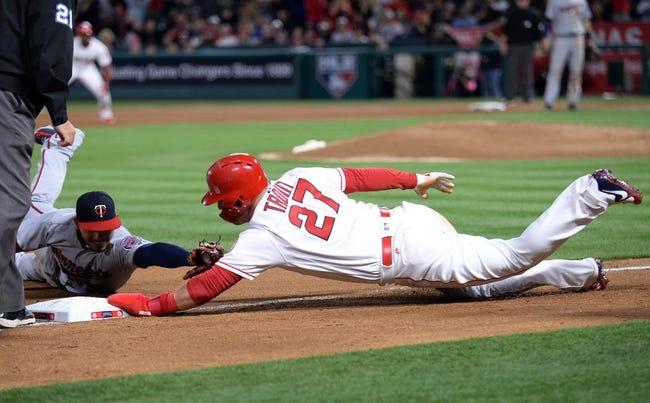 Los Angeles Angels vs. Minnesota Twins - 5/13/18 MLB Pick, Odds, and Prediction