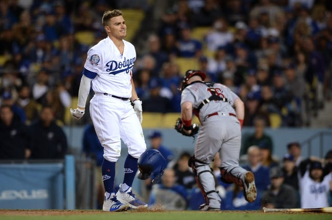 Los Angeles Dodgers vs. Cincinnati Reds - 5/13/18 MLB Pick, Odds, and Prediction