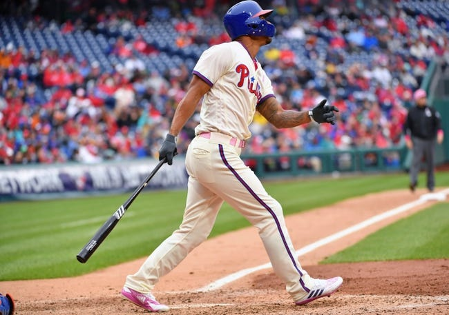New York Mets vs. Philadelphia Phillies Game One - 7/9/18 MLB Pick, Odds, and Prediction