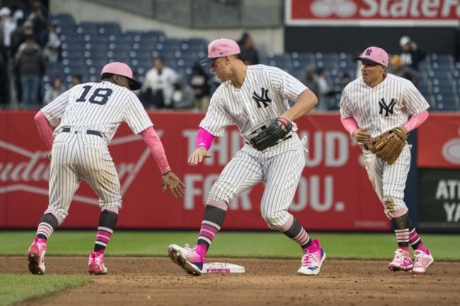Washington Nationals vs. New York Yankees - 5/15/18 MLB Pick, Odds, and Prediction