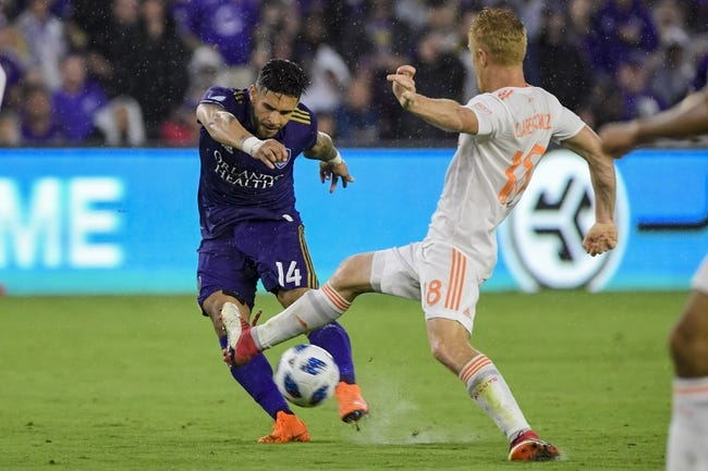 Orlando City SC vs. Chicago Fire - 5/26/18 MLS Soccer Pick, Odds, and Prediction
