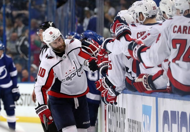 Washington Capitals vs. Tampa Bay Lightning - 5/15/18 NHL Pick, Odds, and Prediction