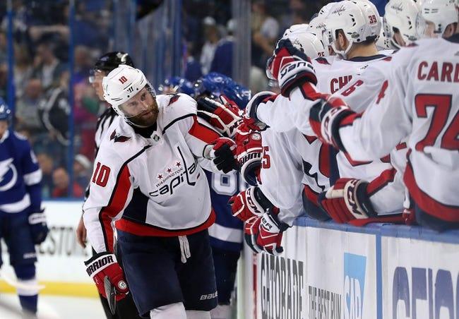 NHL | Tampa Bay Lightning (62-26-5) at Washington Capitals (58-28-9)