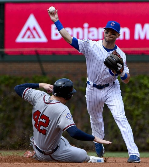 Atlanta Braves vs. Chicago Cubs - 5/15/18 MLB Pick, Odds, and Prediction