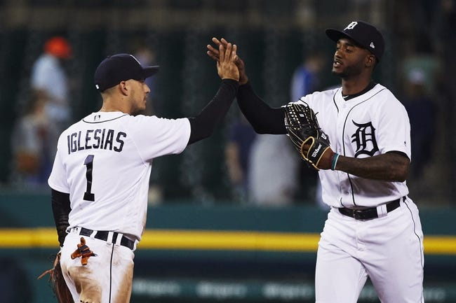 Detroit Tigers vs. Cleveland Indians - 5/15/18 MLB Pick, Odds, and Prediction