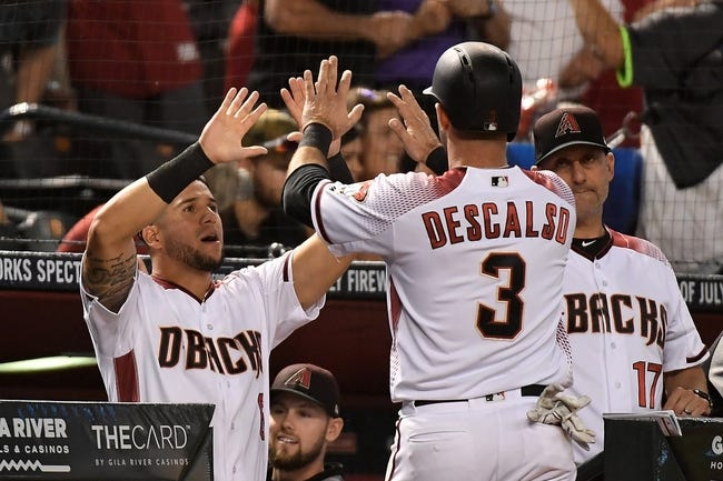 Arizona Diamondbacks vs. Cincinnati Reds - 5/28/18 MLB Pick, Odds, and Prediction
