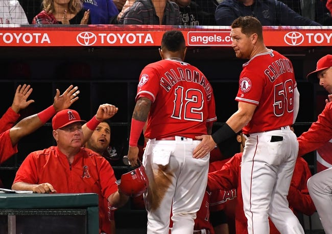 Los Angeles Angels vs. Houston Astros - 5/15/18 MLB Pick, Odds, and Prediction