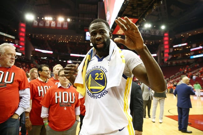 NBA | Golden State Warriors (67-26) at Houston Rockets (73-20)