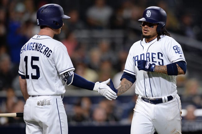 San Diego Padres vs. Colorado Rockies - 5/15/18 MLB Pick, Odds, and Prediction