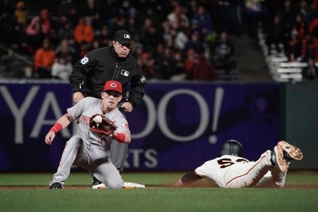 San Francisco Giants vs. Cincinnati Reds - 5/15/18 MLB Pick, Odds, and Prediction
