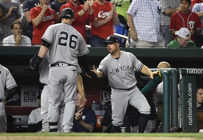 Washington Nationals vs. New York Yankees - 5/16/18 MLB Pick, Odds, and Prediction