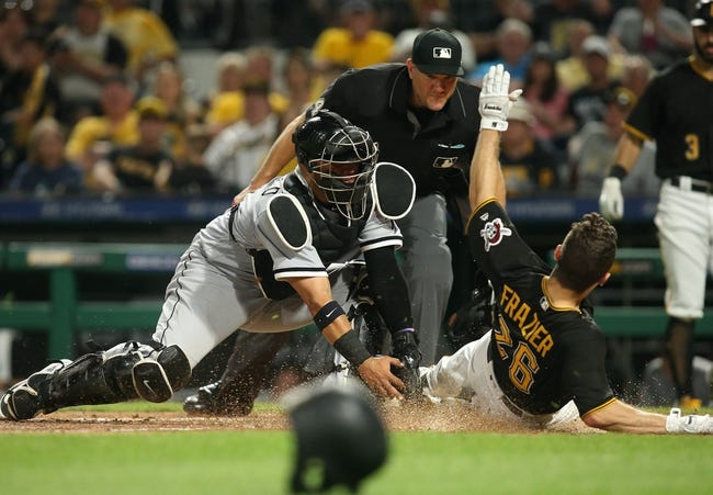 MLB | Chicago White Sox (9-27) at Pittsburgh Pirates (23-16)