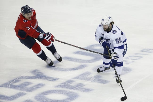 Washington Capitals vs. Tampa Bay Lightning - 5/17/18 NHL Pick, Odds, and Prediction