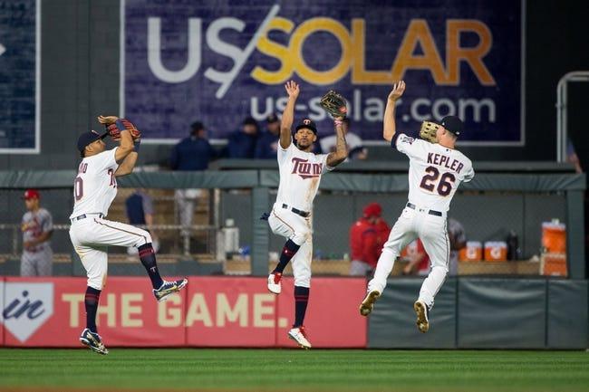Minnesota Twins vs. St. Louis Cardinals - 5/16/18 MLB Pick, Odds, and Prediction
