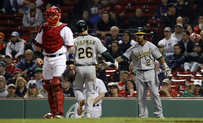 Boston Red Sox vs. Oakland Athletics - 5/16/18 MLB Pick, Odds, and Prediction