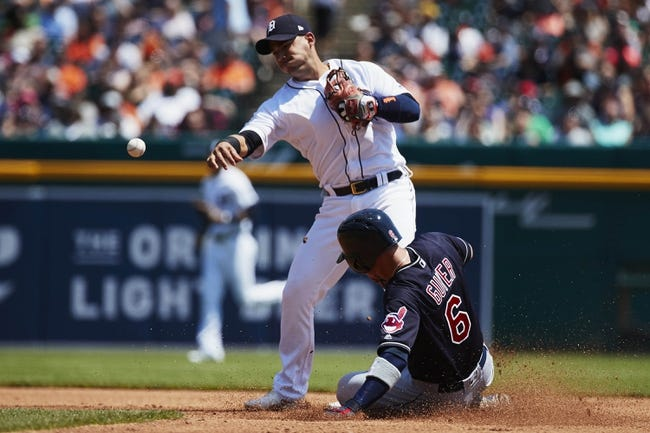 Detroit Tigers vs. Cleveland Indians - 6/8/18 MLB Pick, Odds, and Prediction