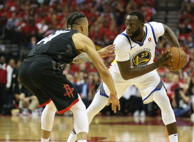 Golden State Warriors vs. Houston Rockets - 5/20/18 NBA Pick, Odds, and Prediction