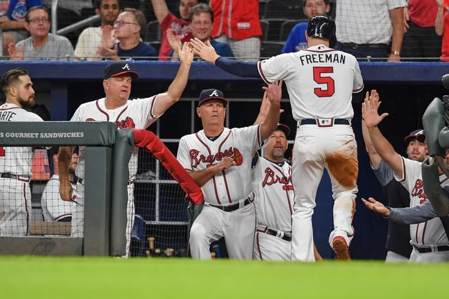 Atlanta Braves vs. Chicago Cubs - 5/17/18 MLB Pick, Odds, and Prediction