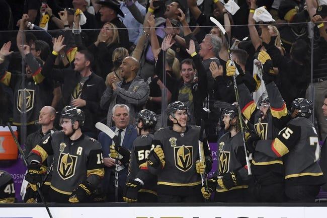Vegas Golden Knights vs. Winnipeg Jets - 5/18/18 NHL Pick, Odds, and Prediction