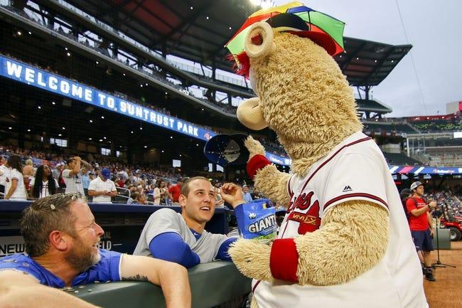 Atlanta Braves vs. Chicago Cubs - 8/30/18 MLB Pick, Odds, and Prediction