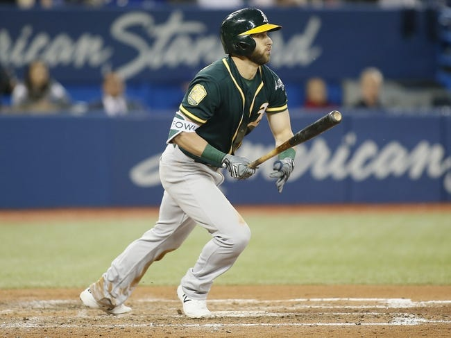 Toronto Blue Jays vs. Oakland Athletics - 5/18/18 MLB Pick, Odds, and Prediction