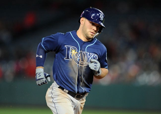 MLB | Tampa Bay Rays (19-22) at Los Angeles Angels (25-18)