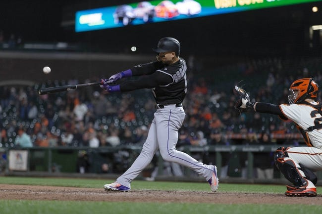 MLB | Colorado Rockies (24-20) at San Francisco Giants (22-23)