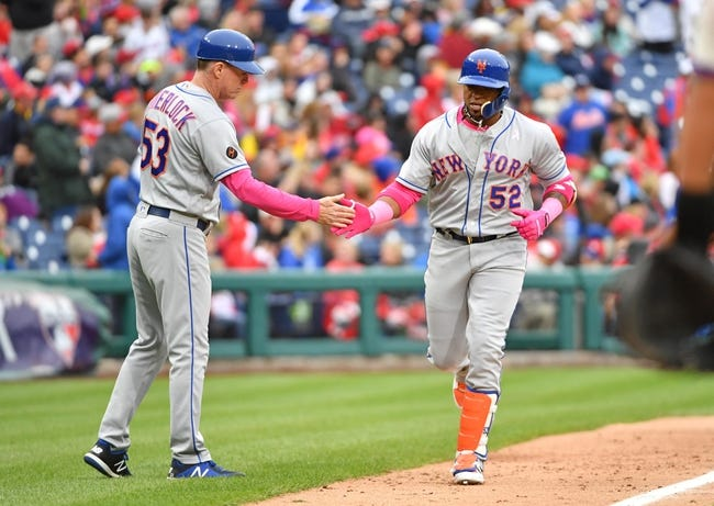 Philadelphia Phillies at New York Mets - 7/9/18 Game 2 MLB Pick, Odds, and Prediction