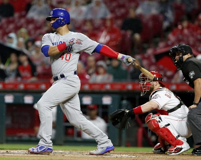Cincinnati Reds vs. Chicago Cubs Game 2 - 5/19/18 MLB Pick, Odds, and Prediction