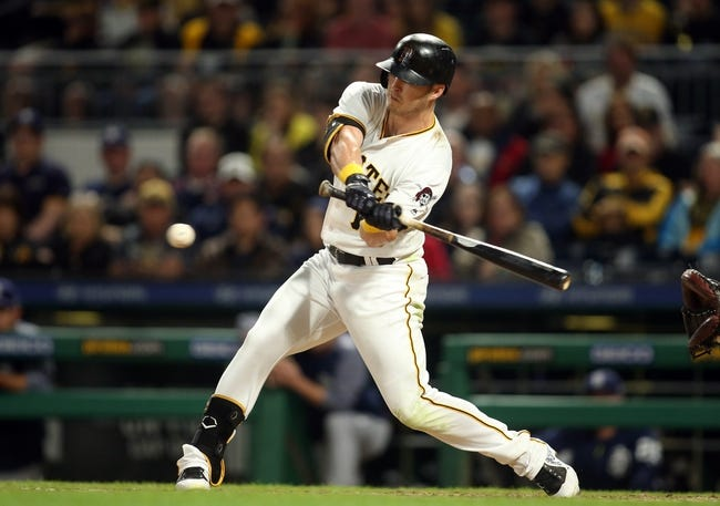 Pittsburgh Pirates vs. San Diego Padres - 5/19/18 MLB Pick, Odds, and Prediction
