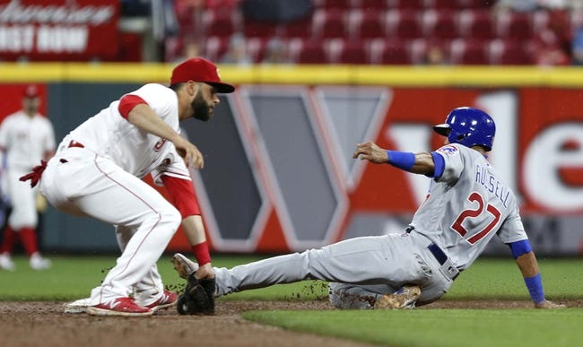 MLB | Chicago Cubs (23-18) at Cincinnati Reds (15-30)